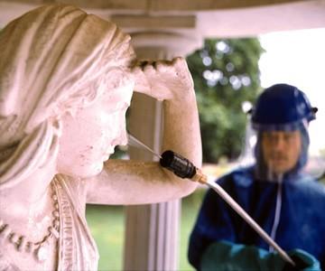 Denkmalreinigung-Statue-25